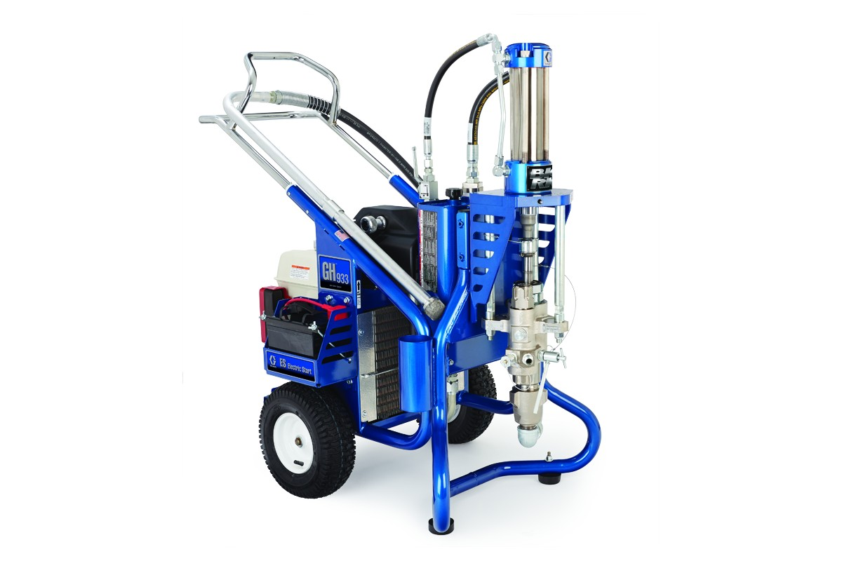 Electric/Gas and Hydraulic Sprayers