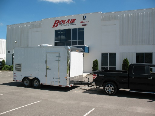 Mobile Spray Rigs - Foam and Protective Coatings
